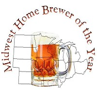 Midwest Home Brewer of the Year