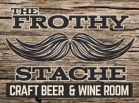Frothy Stache